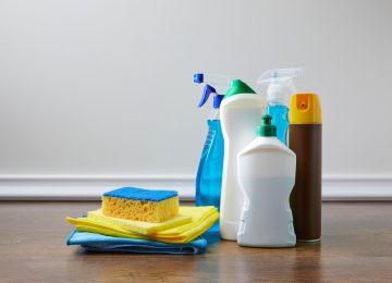 4 טיפים שיסייעו לכם לשמור על ניקיון הבית