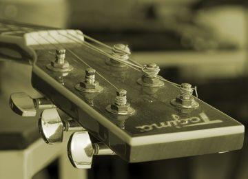 גיטרות חשמליות- איך מתחילים ללמוד
