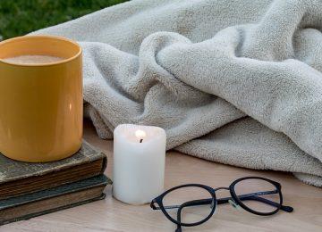שמיכת קיץ 100% כותנה לשינה טובה