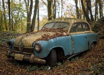 פירוק רכבים ישנים – 4 סיבות ללכת על זה