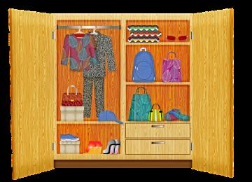 ארון ילדים: הרהיט הפונקציונלי ביותר בחדר