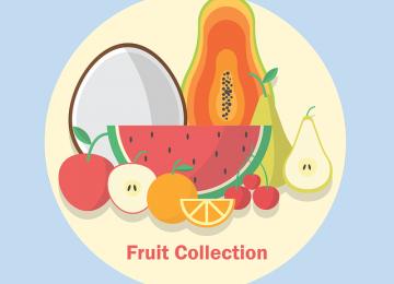 מגשי סושי פירות – לא תאמינו שזה מפירות
