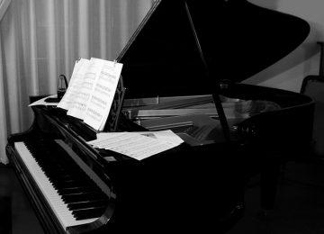 פסנתר כנף – גם מנגן יפה וגם נראה טוב