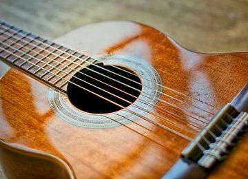 גיטרה קלאסית – 10 טיפים חשובים לפני שקונים את הגיטרה הראשונה