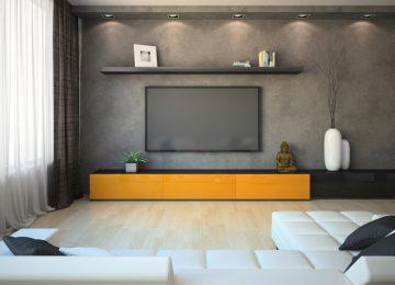 התקנת טלויזיה על קיר – הכי קל, הכי בטיחותי, הכי אסתטי