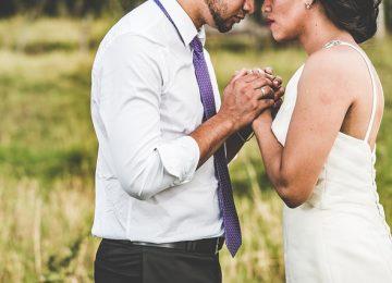 מתאימים את האווירה: צילום חתונות בטבע