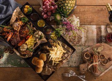 שדרוג האירוע עם דוכני מזון