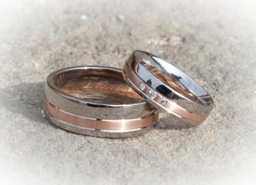 טבעות אירוסין מיוחדות לגברים
