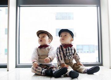 היתרונות בגידול תאומים